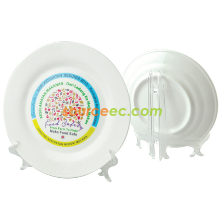 Normal Plate C/W Stand - Corporate u0026 Premium Gift Supplier in Malaysia - Source EC  sc 1 st  Corporate u0026 Premium Gift Supplier in Malaysia - Source EC : plate stand source - pezcame.com
