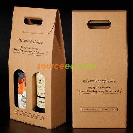Eco Friendly Wine Bag